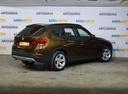 Подержанный BMW X1, коричневый, 2013 года выпуска, цена 919 000 руб. в Калуге, автосалон Мега Авто Калуга