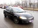 Подержанный Chrysler Sebring, черный, 2004 года выпуска, цена 149 888 руб. в Санкт-Петербурге, автосалон
