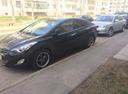 Подержанный Hyundai Avante, черный , цена 660 000 руб. в Пскове, отличное состояние