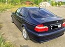 Подержанный BMW 3 серия, синий , цена 370 000 руб. в Челябинской области, хорошее состояние