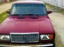 Подержанный ВАЗ (Lada) 2107, красный , цена 50 000 руб. в Тюмени, отличное состояние