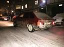 Подержанный ВАЗ (Lada) 2109, бордовый , цена 35 000 руб. в ао. Ханты-Мансийском Автономном округе - Югре, среднее состояние
