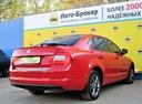 Подержанный Skoda Octavia, красный, 2014 года выпуска, цена 850 000 руб. в Самаре, автосалон Авто-Брокер на Антонова-Овсеенко