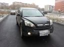 Подержанный Honda CR-V, черный , цена 800 000 руб. в Челябинской области, хорошее состояние