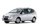 Подержанный Chevrolet Rezzo, серебряный , цена 270 000 руб. в республике Татарстане, хорошее состояние