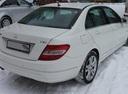 Подержанный Mercedes-Benz C-Класс, белый , цена 820 000 руб. в ао. Ханты-Мансийском Автономном округе - Югре, хорошее состояние