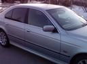Подержанный BMW 5 серия, серебряный , цена 260 000 руб. в ао. Ханты-Мансийском Автономном округе - Югре, среднее состояние