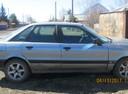 Подержанный Audi 80, серый , цена 90 000 руб. в Омске, среднее состояние