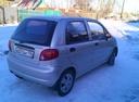 Подержанный Daewoo Matiz, серебряный , цена 140 000 руб. в Челябинской области, хорошее состояние