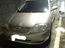 Подержанный Toyota Corolla, серебряный , цена 205 000 руб. в Челябинской области, среднее состояние