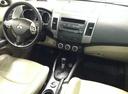 Подержанный Mitsubishi Outlander, черный, 2007 года выпуска, цена 700 000 руб. в Екатеринбурге, автосалон Автоленд на Новосибирской