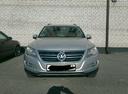 Подержанный Volkswagen Tiguan, серебряный , цена 690 000 руб. в Тюмени, хорошее состояние