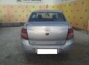 Подержанный ВАЗ (Lada) Granta, серебряный, 2013 года выпуска, цена 350 000 руб. в Самаре, автосалон Авто-Брокер на Антонова-Овсеенко