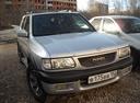 Подержанный Opel Frontera, серебряный металлик, цена 350 000 руб. в Нижнем Новгороде, среднее состояние