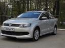 Подержанный Volkswagen Polo, золотой металлик, цена 490 000 руб. в Екатеринбурге, отличное состояние
