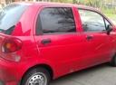 Подержанный Daewoo Matiz, красный , цена 120 000 руб. в Кемеровской области, отличное состояние
