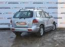 Подержанный Hyundai Santa Fe, серебряный, 2008 года выпуска, цена 415 000 руб. в Калуге, автосалон Мега Авто Калуга