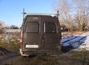 Подержанный ГАЗ Газель, пурпурный матовый, цена 90 000 руб. в Смоленской области, среднее состояние