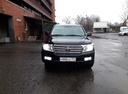 Подержанный Toyota Land Cruiser, черный металлик, цена 2 180 000 руб. в Москве, отличное состояние