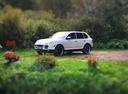 Подержанный Porsche Cayenne, белый матовый, цена 750 000 руб. в Тюмени, отличное состояние