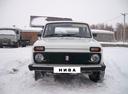 Подержанный ВАЗ (Lada) 4x4, белый , цена 200 000 руб. в Челябинской области, отличное состояние