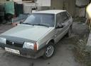 Подержанный ВАЗ (Lada) 2109, серебряный , цена 30 000 руб. в республике Татарстане, среднее состояние