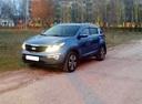 Авто Kia Sportage, , 2014 года выпуска, цена 1 170 000 руб., Альметьевск