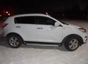Подержанный Kia Sportage, белый , цена 800 000 руб. в ао. Ханты-Мансийском Автономном округе - Югре, хорошее состояние