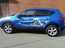 Подержанный Nissan Qashqai, синий металлик, цена 599 000 руб. в Омске, отличное состояние