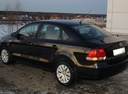 Подержанный Volkswagen Polo, черный , цена 402 000 руб. в республике Татарстане, хорошее состояние