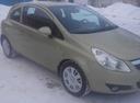 Подержанный Opel Corsa, салатовый , цена 250 000 руб. в Ульяновске, отличное состояние
