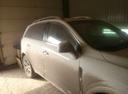 Подержанный Opel Antara, белый , цена 650 000 руб. в Ульяновской области, битый состояние