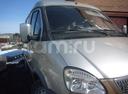 Подержанный ГАЗ Соболь, серебряный , цена 245 000 руб. в Кемеровской области, хорошее состояние