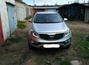 Подержанный Kia Sportage, серебряный , цена 1 030 000 руб. в Тверской области, отличное состояние