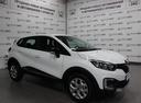 Подержанный Renault Kaptur, белый, 2017 года выпуска, цена 865 000 руб. в Уфе, автосалон Браво Авто