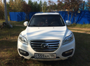 Подержанный Lifan X60, белый , цена 450 000 руб. в ао. Ханты-Мансийском Автономном округе - Югре, хорошее состояние