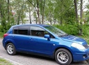 Авто Nissan Tiida, , 2008 года выпуска, цена 380 000 руб., Кемеровская область