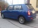Подержанный Lifan Smily, синий , цена 250 000 руб. в ао. Ханты-Мансийском Автономном округе - Югре, хорошее состояние