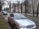 Подержанный Hyundai Sonata, серебряный , цена 210 000 руб. в Воронежской области, отличное состояние