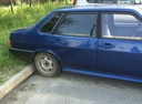 Подержанный ВАЗ (Lada) 2109, синий , цена 75 000 руб. в ао. Ханты-Мансийском Автономном округе - Югре, хорошее состояние