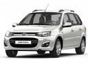 Новый ВАЗ (Lada) Kalina, белый , 2017 года выпуска, цена 488 500 руб. в автосалоне Медведь Lada