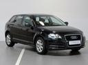 Подержанный Audi A3, черный, 2012 года выпуска, цена 659 000 руб. в ао. Ханты-Мансийском Автономном округе - Югре, автосалон Тойота Центр Сургут Юг
