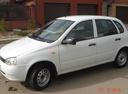 Подержанный ВАЗ (Lada) Kalina, белый , цена 229 900 руб. в Челябинской области, отличное состояние