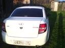 Подержанный ВАЗ (Lada) Granta, белый , цена 360 000 руб. в Костромской области, отличное состояние