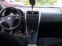 Подержанный Toyota Corolla, черный , цена 410 000 руб. в Ульяновске, отличное состояние