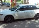 Подержанный Mazda Atenza, белый , цена 285 000 руб. в Тюмени, хорошее состояние