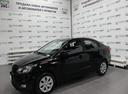 Подержанный Kia Rio, черный, 2017 года выпуска, цена 600 000 руб. в Уфе, автосалон Браво Авто