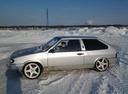 Подержанный ВАЗ (Lada) 2113, серебряный , цена 120 000 руб. в ао. Ханты-Мансийском Автономном округе - Югре, хорошее состояние