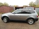Подержанный BMW X3, серебряный , цена 650 000 руб. в Смоленской области, отличное состояние