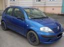 Подержанный Citroen C3, синий , цена 235 000 руб. в Твери, хорошее состояние